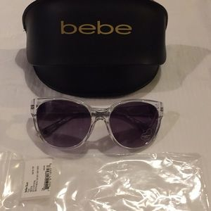 Accessories - New Bebe Sunglasses- Foxy BB7079